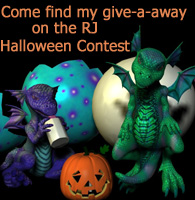 Romantic Junkies Halloween Contest